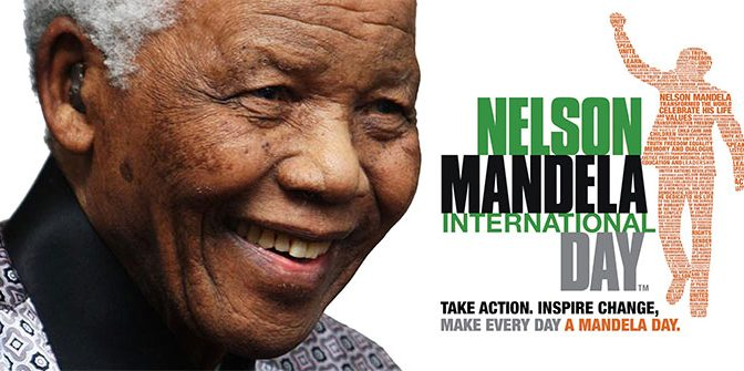 Seven Lessons from Hosting the Nelson Mandela Day Celebration
